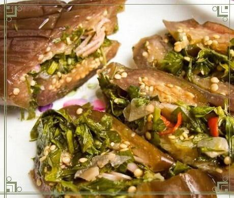 Быстрые квашеные баклажаны с морковью, капустой, сладким перцем или сельдереем
