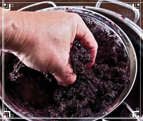 Как сделать домашнее вино из зелного винограда